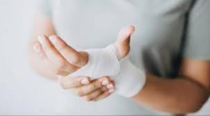 Innovador dispositivo médico israelí cura las quemaduras sin tocar al paciente.