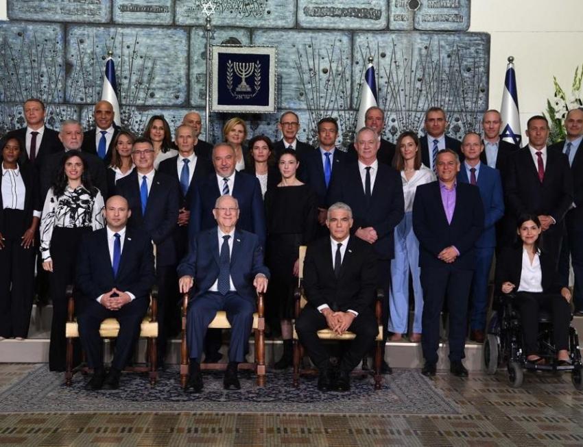 Nuevo gobierno: ¿Quién es quién en el 36° gabinete de Israel?