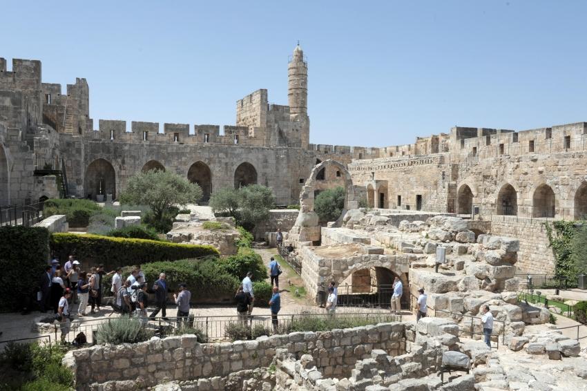 VIDEO: Camina por la Jerusalén de hace 2.000 años con los tours únicos de realidad virtual.