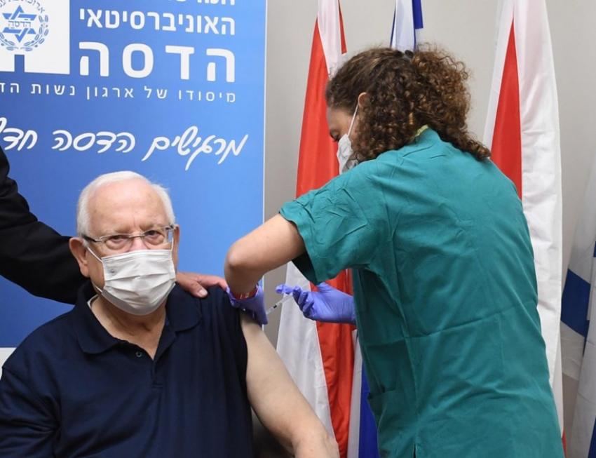Israel no registra muertos por COVID-19, por primera vez en diez meses