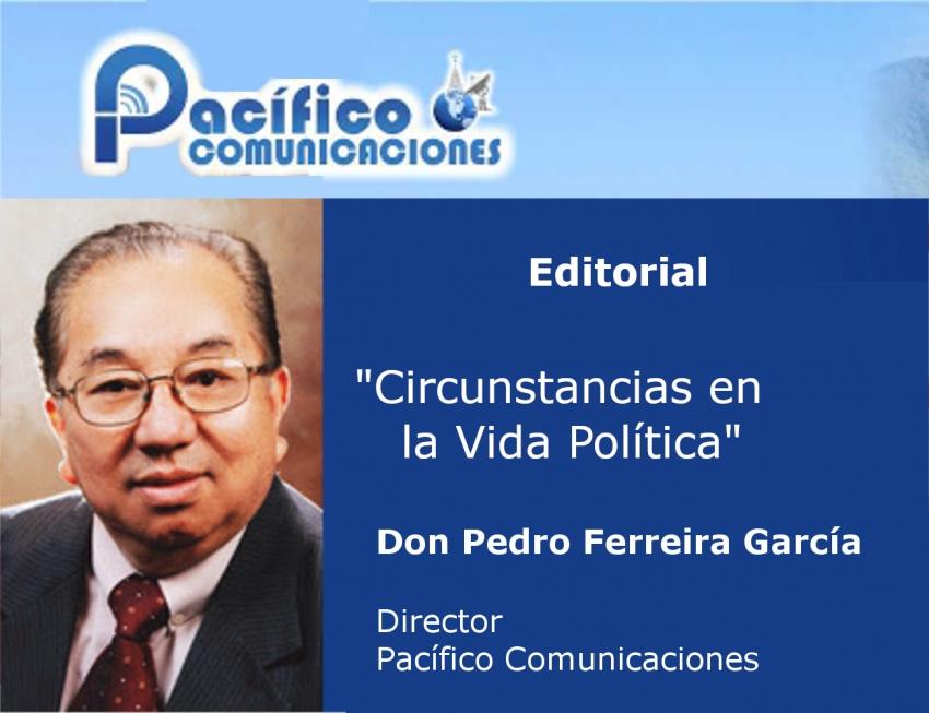 Circunstancias en la Vida Política.