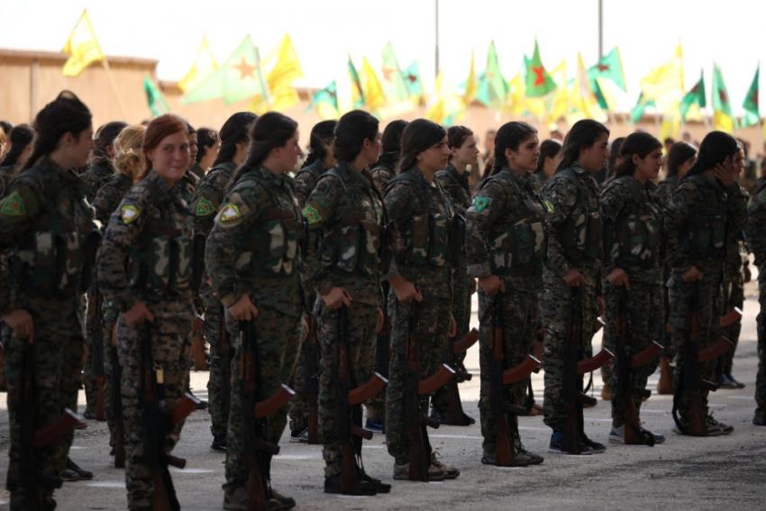 Los kurdos recuperan una localidad clave tras batalla con 21 muertos en Siria