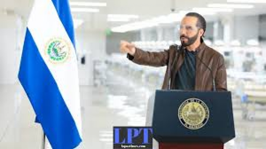 Cadena Nacional: Presidente Nayib Bukele inaugura Hospital El Salvador. Domingo 21 de Junio de 2020.