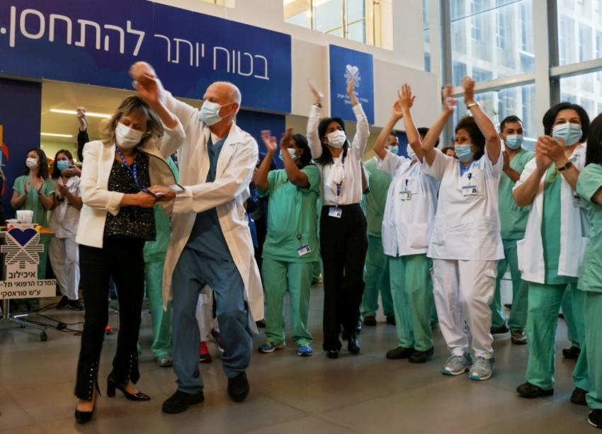 Hospital de Tel Aviv dice que su medicamento es 96% efectivo contra el coronavirus