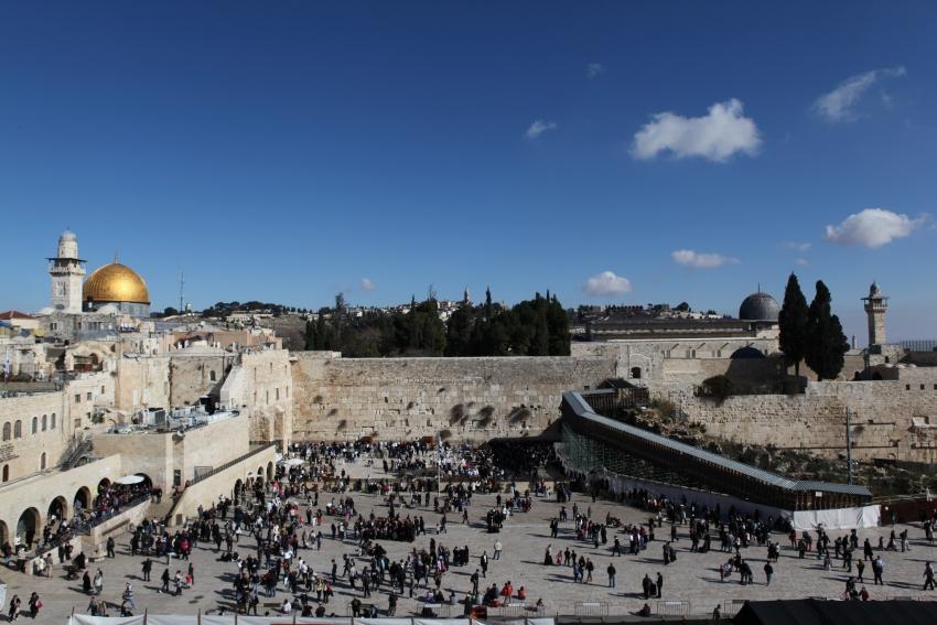 VIDEO: 50 lugares para conocer en Israel.