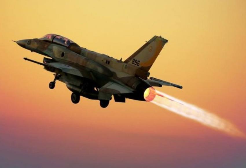 La Fuerza Aérea israelí bombardea bases de Hamás, en respuesta al ataque con un dron 8 Septiembre, 2019