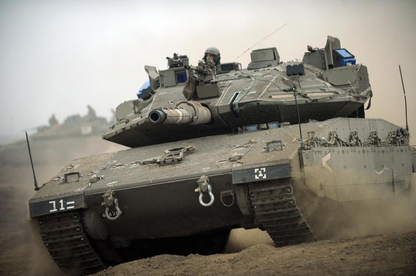 El Ejército de Israel aumenta el despliegue de fuerzas en la frontera con Gaza.