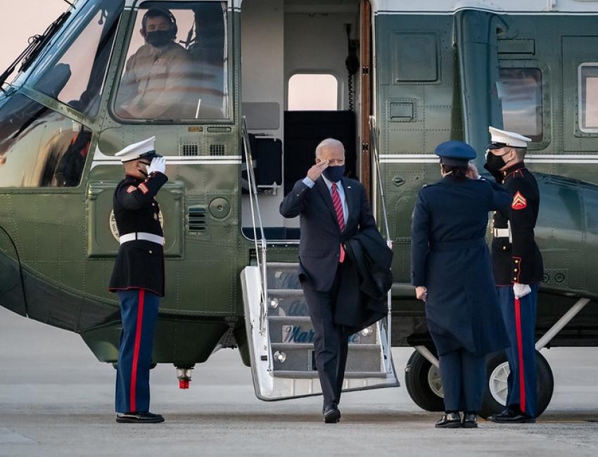 Continúa la incoherencia estratégica: la política de EE. UU. hacia Siria bajo Biden