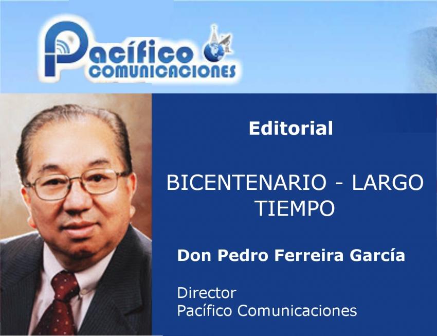 Bicentenario - Largo Tiempo