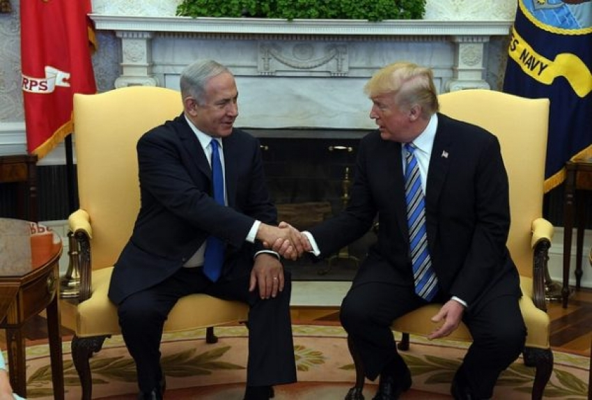 Trump recibirá a Netanyahu el 25 de marzo antes de las elecciones en Israel