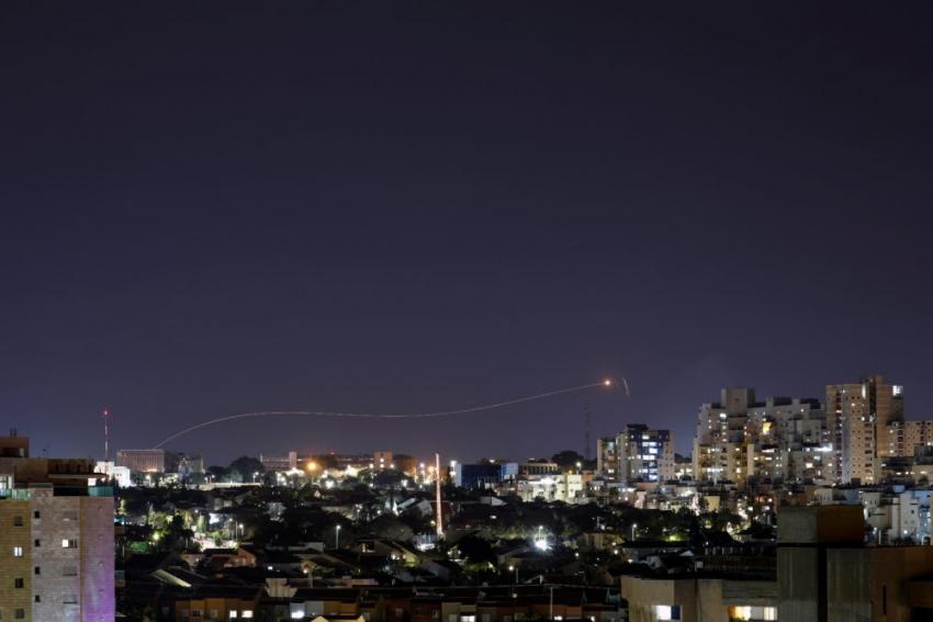 Terroristas de Gaza lanzan dos cohetes contra el sur de Israel