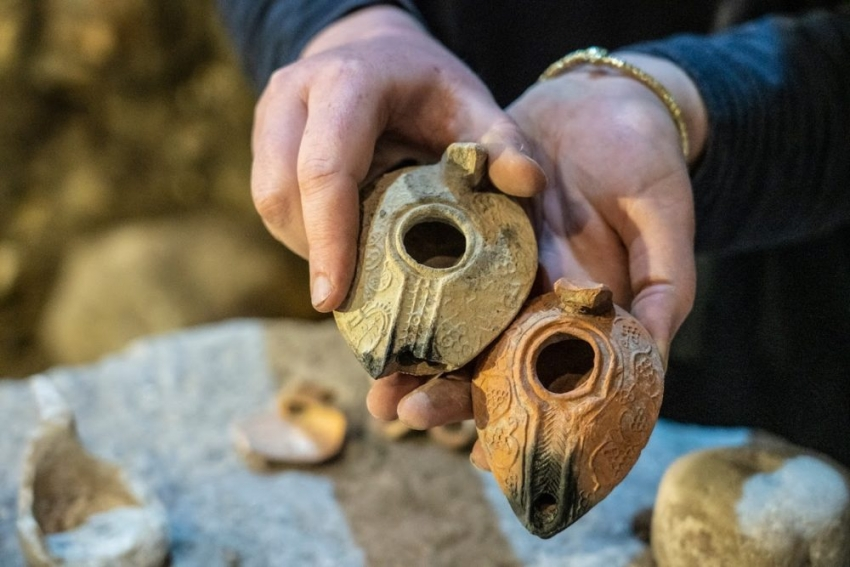 Nuevos descubrimientos arqueológicos en los Túneles del Muro de los Lamentos