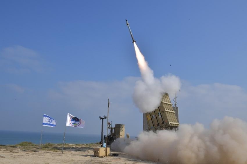 A pesar del cese del fuego: terroristas palestinos lanzan cinco cohetes contra Israel