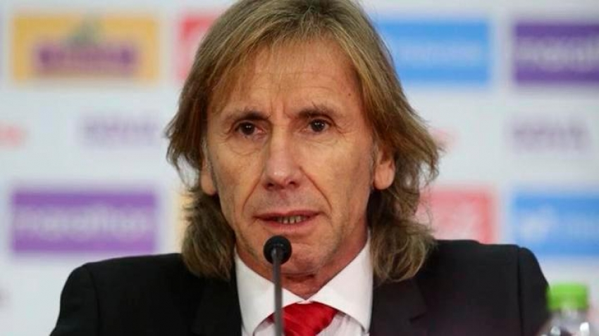 Ricardo Gareca llegó a un acuerdo con la FPF para renovar por cuatro años más.